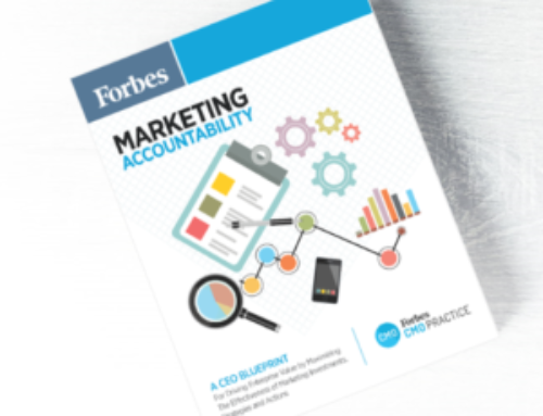The Marketing Accountability Report – Forbes CMO Practice